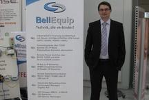 Smart Automation 2011 / Die BellEquip GmbH als Aussteller auf der Smart Automation 2011. Conel, Moxa, Effekta, HW group, Ihse, Gude
