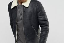 Men's Jackets :: Leather jacket (Asos) / Are you looking for jackets for men? Find the best brands of leather jacket like Asos, Selected Homme, New Look, Pull&Bear, Jack & Jones, Reclaimed Vintage, French Connection, Only & Sons, SIXTH JUNE, D-struct, Barney's Originals, Pepe Jeans, Goosecraft, Levis, Weekday, Diesel, G-star, Vans, Brave Soul, Selected...