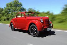 Opel / Kadett roadster
