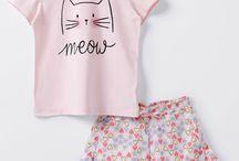 Pijama Menina - Verão