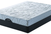 Queen Mattress Sets / Queen Mattress Sets has several comfort levels ranging from Extra Firm to Extra Soft. There are several different types of mattress's, like spring, pillow top, and memory foam. These all come with the matching foundation.