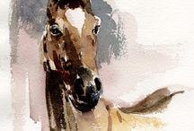 Konie-Sztuka/Horses-Arts