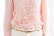 Lace Shirts