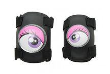 Crazy Safety Zestaw Ochraniaczy dla dzieci / Zestaw zabawnych ochraniaczy marki Crazy Safety