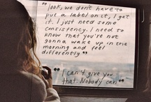 • songs, films & quotes •