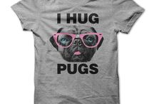 Dog T-Shirts / A collection of dog themed t-shirts, sweatshirts, hoodies, and tank tops from around the internet.