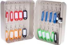 Kulcstartó szekrény Kulcsszekrény