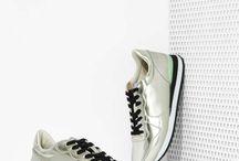 Tendencia Metalizados '15 / Zapatos, ropa, accesorios en tonos metalizados