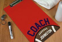 Coach / Teacher / by Heather Leep