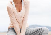 Sportswear - yoga / Beautiful styles for yoga