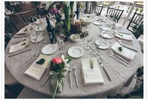 Wedding - Decor, Table Settings