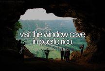 Bucket list! / Before I die, I wanna...