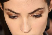 Autumn/Winter Fall Makeup Looks / Makeup for Fall, AW makeup, beauty trends AW, Fall Makeup, Fall Colour Palette