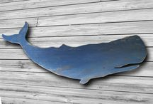 whale stuff