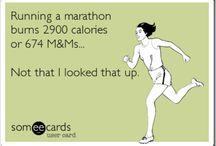 Marathon training!!