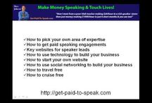 Be A Professional Speaker