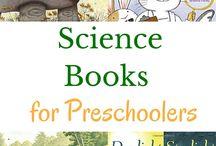 preschool books and science activities