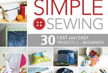 Create with fabric...get to sewing!