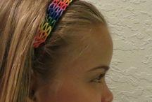 Rainbow loom / by Kandi Barnes