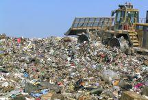 Solid Waste Odor Control