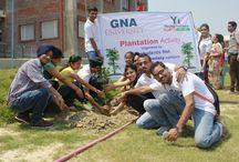 Plantation Drive by GNA University. / Plantation Drive by GNA University.