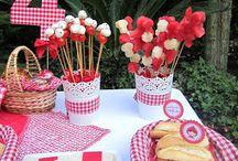 deco picnic/bar/fiestas