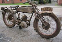 veteran motorsykler