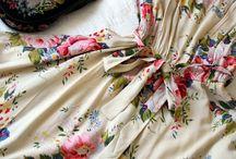 Dreamy floral vintage