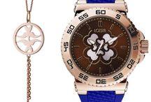 modeaccessoires / Foto's van mode accessoires; unieke en stijlvolle combinaties van horloges en sieraden van het internationale merk LOISIR verkrijgbaar via www.aperfectgift.nl