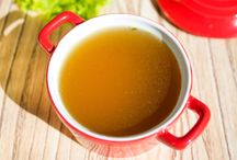 Caldo basico sopa