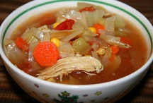 Favorite Recipes-Hearty Soups