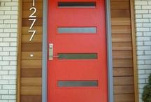 Doors & Exterior Inspiration