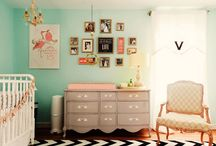 Nurseries/Kid Rooms / by Michelle | Decor and the Dog