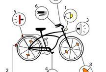 Ik repareer mijn fiets