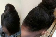 coiffure model