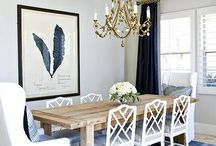 {Home} Dining room
