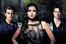 The Vampire Diaries / Started on 11/3/17 and addicted