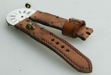 Handmade watch straps by me / handmade watch straps