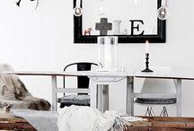 Dining Spaces / by Crystalyn Bobek Hummel