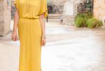Style: yellow shades / Things that inspire me to get dressed! In this board you will find inspiration on how to pair and style different shades of yellow.