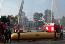 Réserve incendie/Firewater tank/Reserva contra incendios