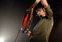 No One Is Innocent (band) / Concert du Big Band Café, 3 décembre 2015 © JB Quentin