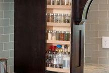 Kitchen Cabinetry Designs
