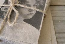 Ephemera // old paper love