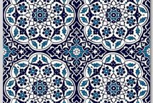 Turkish patterns