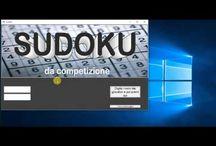 """Gioca con PC e TV. / Primo volume della collana Gioca con PC e TV. All'interno puoi trovare il link per scaricare gratuitamente su PC il gioco """"Sudoku da competizione"""", il primo Sudoku in cui possono sfidarsi contemporaneamente fino a 9 concorrenti."""