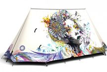Limited Edition | Designer Tents