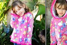 ANZ Patterns - Girls Patterns / Australian and New Zealand Sewing Pattern designers who make patterns to suit girls