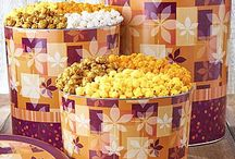 Thanksgiving & Fall / We are the home for fall gourmet popcorn gift ideas.. Perfect for your Thanksgiving Table!  You'll find fall popcorn tins, gift baskets and mouthwatering treats perfect for fall occasions, and Thanksgiving celebrations.  Visit our website for our Full line of Thanksgiving and Fall treats! https://www.thepopcornfactory.com/fall-gift-ideas