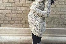 maternity fashion winter